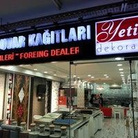 Foto diambil di Yetisen Dekorasyon oleh Mehmet pada 1/14/2014