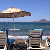 7/13/2013 tarihinde Esra A.ziyaretçi tarafından Yalıkavak Sahil'de çekilen fotoğraf