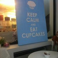 Photo taken at Hamptons Cupcakes by _Vassilis Z. on 6/28/2013