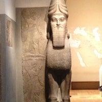 Photo taken at Ancient Near Eastern Art @ The Met by Deborah G. on 11/25/2012