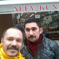 Photo taken at Alev Kundura by Ahmet K. on 3/23/2015