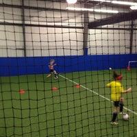 Photo taken at 3 Lions Soccer by Debi W. on 12/6/2013