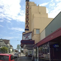 Снимок сделан в Eureka Theater пользователем Debi W. 7/24/2013
