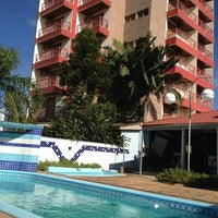 Photo taken at Hotel das Rosas by Fernando G. on 5/30/2013