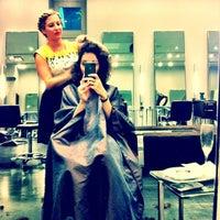 Photo taken at Eva Scrivo Salon by Fiana on 8/9/2013