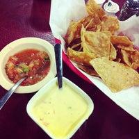 Photo taken at El Gallito Restaurant by Fiana on 10/29/2013