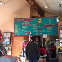 Photo taken at Burger Express by Warren K. on 1/11/2013