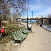 Photo taken at Mältinranta by Turkka U. on 4/26/2014