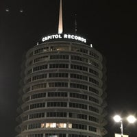 Photo taken at Capitol Records by Luis B. on 8/16/2017