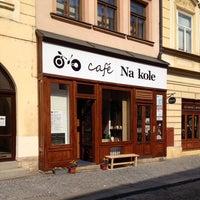 Photo taken at Café Na kole by Jan H. on 3/29/2014