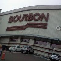 Photo taken at Bourbon Hipermercado by Gabriel P. on 4/4/2013