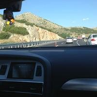 Photo taken at Antalya - Burdur Yolu by 👑ÇETİN on 6/18/2013