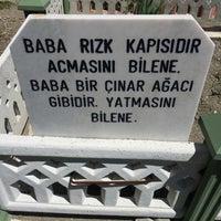 Photo taken at Karaağaç Mezarlığı by Mehmet Oğuz K. on 4/28/2017