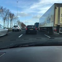 Photo taken at A12 (12, Reeuwijk) by Theo v. on 3/21/2017