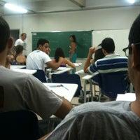 Photo taken at UEMG - Faculdade de Engenharia de João Monlevade by Breno G. on 3/13/2013