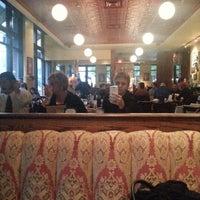 Photo taken at Taverna by Anthony F. on 10/9/2012