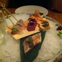 Photo taken at Roka by Robin D. on 2/18/2013