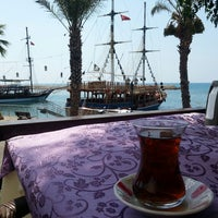 Photo taken at The End Restaurant & Bar by Özlem O. on 8/25/2013
