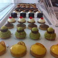 Photo taken at Arpège Patisserie by İbrahim S. on 8/27/2013
