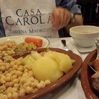 Photo taken at Casa Carola by Amor S. on 2/9/2014