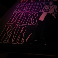 Photo taken at Teddy Boys Bar by Наталья В. on 9/10/2013