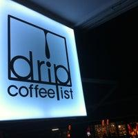 3/12/2013 tarihinde Adnan S.ziyaretçi tarafından drip coffee | ist'de çekilen fotoğraf