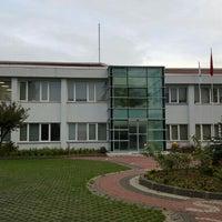 Photo taken at Turkiye Su Enstitusu (SUEN) by Nübüvvet S. on 10/23/2015