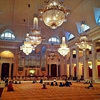 Снимок сделан в Филармония им. Д. Д. Шостаковича. Большой зал пользователем Katya F. 3/16/2013