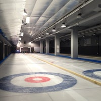 Photo taken at Moscow Curling Club by LSR on 6/4/2013