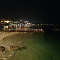Das Foto wurde bei Olympos Mocamp Beach Club von Tolga G. am 9/7/2018 aufgenommen