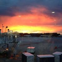 Photo taken at Baltimore/Washington International Thurgood Marshall Airport (BWI) by Randall on 7/8/2013