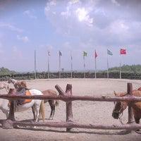 Photo taken at Kemalpaşa Kımız Çiftliği by htc k. on 9/7/2014
