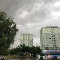 Photo taken at Çayyolu by Serkan A. on 5/11/2013