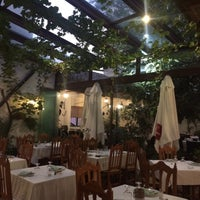 Photo taken at Restaurante Blanco y verde by Cristina d. on 8/26/2016