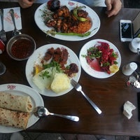 Photo taken at Üçler Kebap by Onayy B. on 6/18/2013