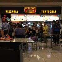 Photo taken at Patroni Pizza by Ana H. on 4/1/2014