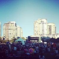 Photo taken at Vancouver International Jazz Festival by Yana K. on 7/1/2013