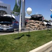 Photo taken at Jones Chrysler Dodge Jeep RAM by Travis C. on 5/14/2013