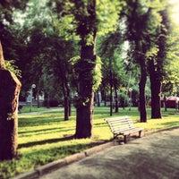 Снимок сделан в Владимирская горка пользователем Sasha Z. 6/9/2013