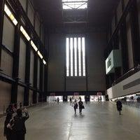 Photo taken at Tate Modern by Renato O. on 4/14/2013