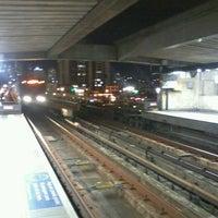 Photo taken at Estação Carandiru (Metrô) by Tuanne P. on 4/2/2013