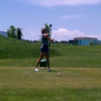 Photo taken at Old Mill Golf Course by Kim d. on 5/27/2013
