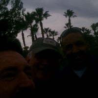 Photo taken at Rhodes Ranch Golf Club by Kim d. on 12/1/2012