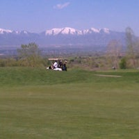 Photo taken at Old Mill Golf Course by Kim d. on 5/4/2013