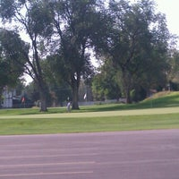Photo taken at Meadow Brook Golf Course by Kim d. on 9/19/2012