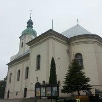 Photo taken at Jastrzębie Górne by Ewelina L. on 10/1/2014