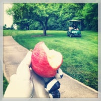 Photo taken at Applewood Hills Golf Course by Emily B. on 8/21/2013
