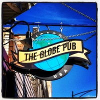 Photo taken at The Globe Pub by Emily B. on 10/7/2012