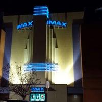 Photo taken at Regal Cinemas Transit Center 18 & IMAX by Çetin K. on 10/19/2013