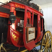 Снимок сделан в Wells Fargo History Museum пользователем Guillermo M. 7/17/2016
